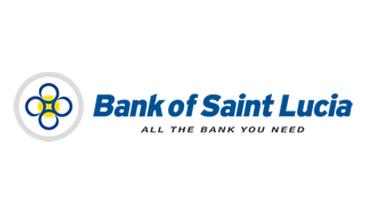 bank of saint lucia logo